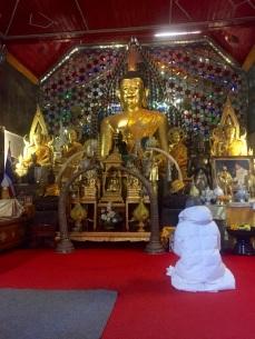 Inside Wat Suthep