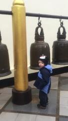 Bells at Wat Suthep