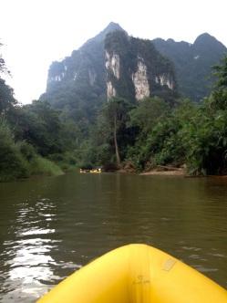 Sok River Canoe Ride