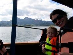 Cheow Larn Lake