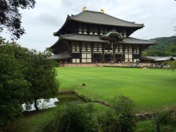 Big Buddha hall