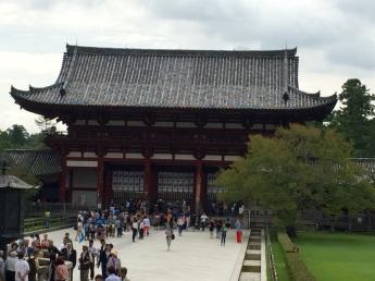 Todaji (Big Buddha Hall)