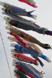 Sagimihara Koinobori Festival