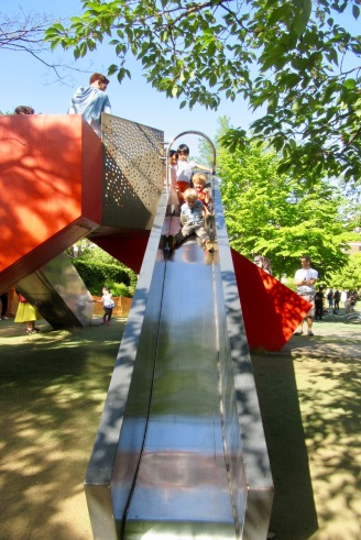 Tokyo Midtown Playground