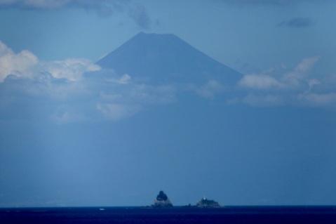 Fuji from West Izu
