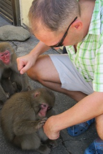 Cape Hagachi Monkey Park