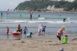 Zushi Beach Birthday Party