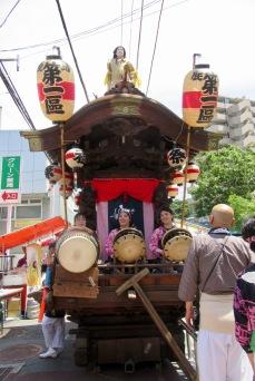 Mikoshi Parade