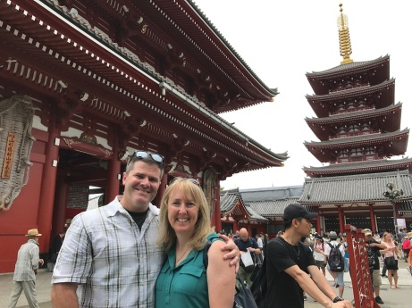 Sensoji Temple (Photo Courtesy of Chris)