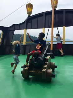 Pirate Ship (Photo Courtesy of Krissy)