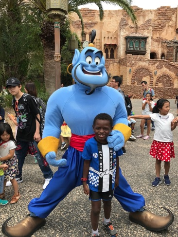 Disney Sea (Courtesy of Chris)
