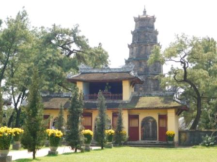 Thuen Mu Pagoda