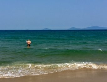 Tan Thanh Beach.